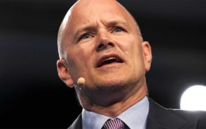 Mike Novogratz bitcoin price