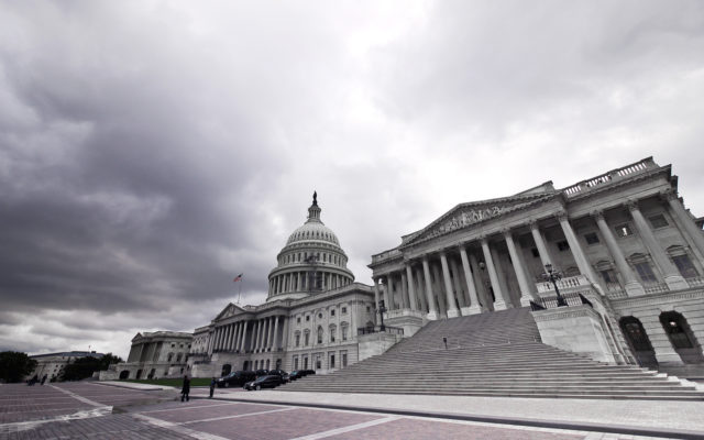 Bitcoin ETF government shutdown capitol hill senate