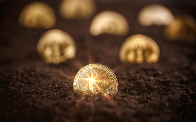 gold and bitcoin