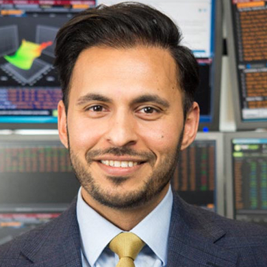 Chief Market Analyst Naeem Aslam