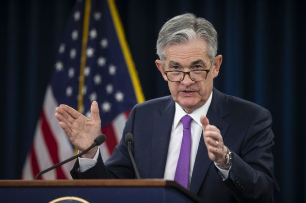 jerome powell thinks bitcoin is store of value like gold